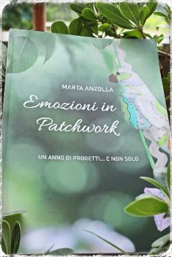 Libro Emozioni in Patchwork